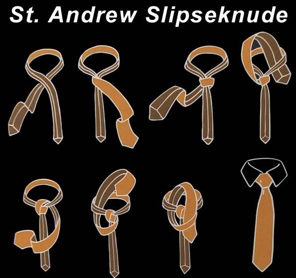 St. Andrew Slipseknude